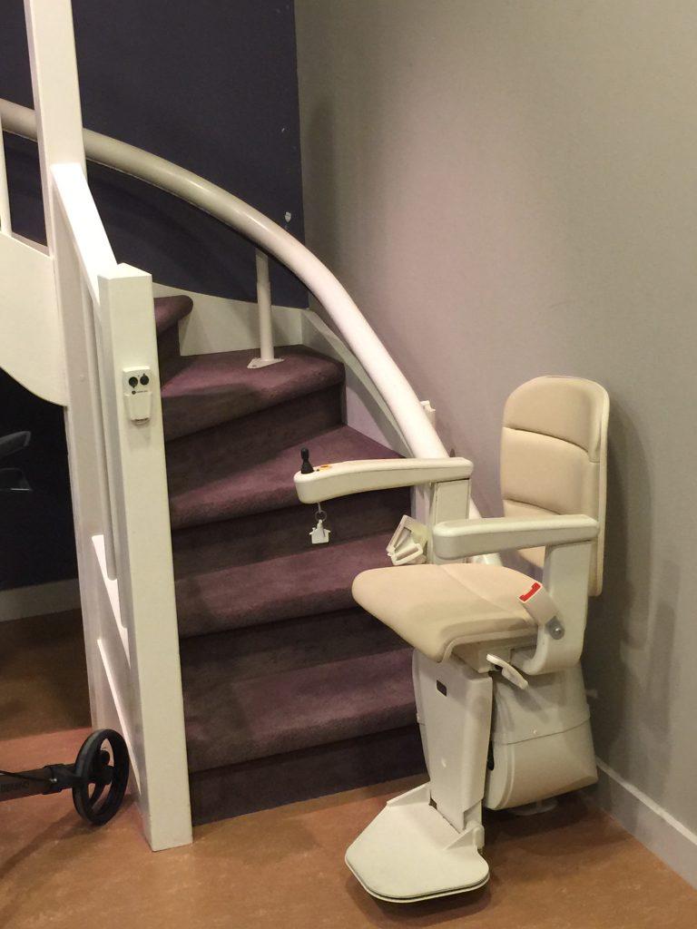 Treppenlift Innen