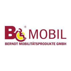 Logo B.MOBIL Bemobil Berndt Mobilitätsprodukte