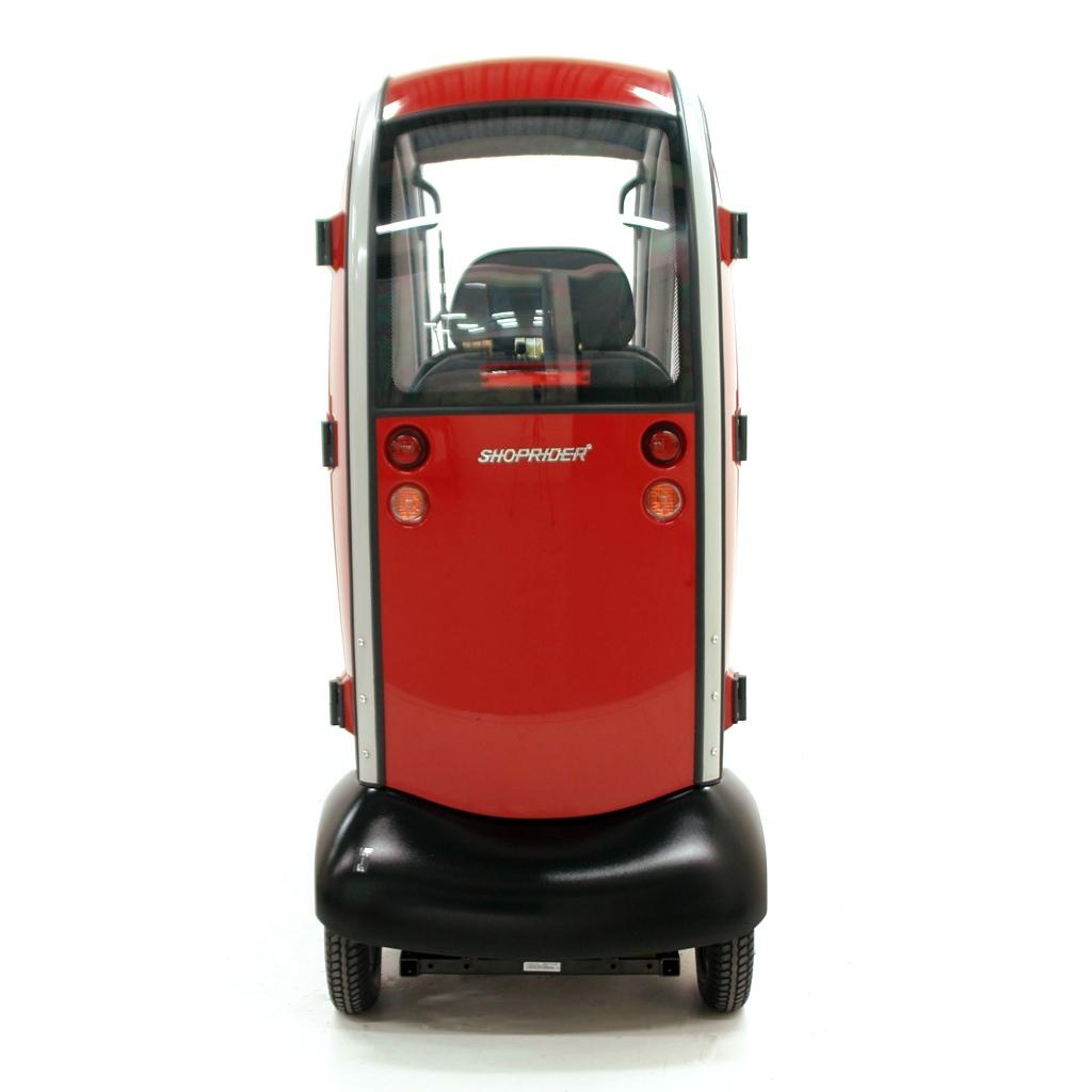 Elektromobil Kabine